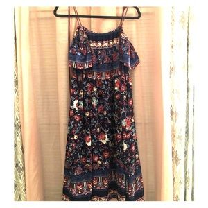 Knox Rose floral summer dress